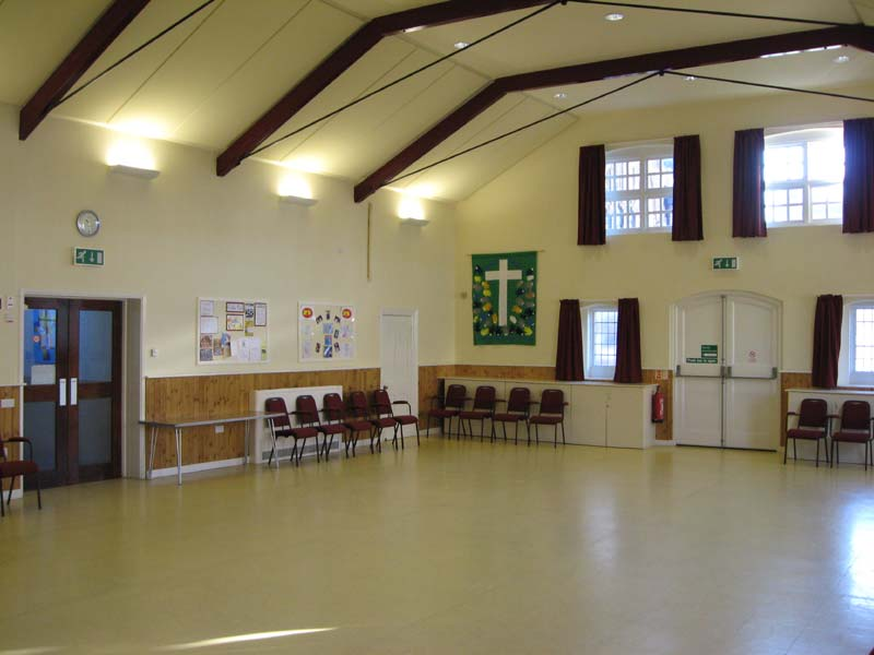 Church Hall refurbishment - Hertford Baptist Church