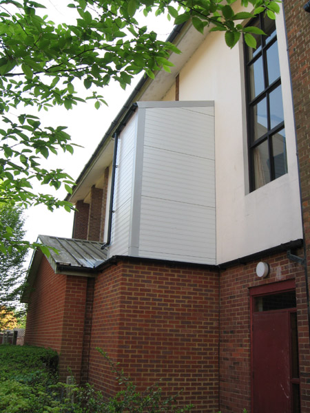 Access for all - Ludwick Way Methodist Church